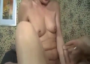 Mommy helps her hung son cum hard