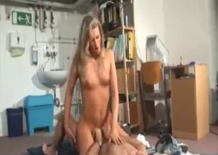 Dad doggy style drilling his own daughter